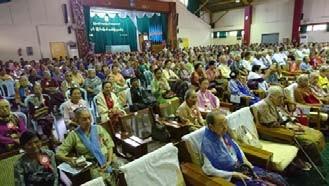 Nursing Midwifery Elderly Offering Ceremony